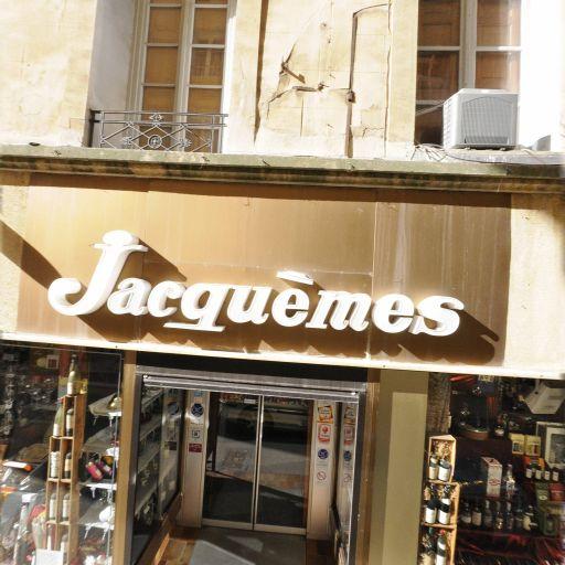 Jacquèmes - Caviste - Aix-en-Provence