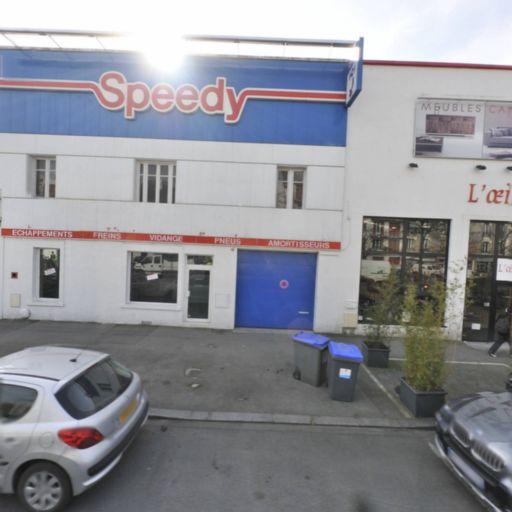 Speedy - Garage automobile - Maisons-Alfort