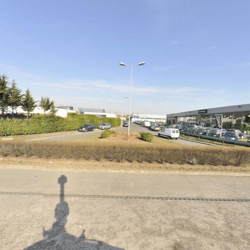Groupe GGE Mercedes Benz And Smart Concess - Vente et réparation de pare-brises et toits ouvrants - Valenton