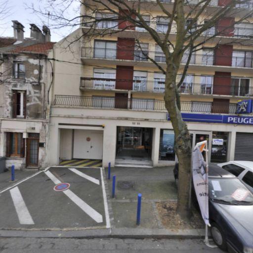 Garage Anatole France BCD - Spécialiste PEUGEOT - Agent EUROREPAR - Automobiles d'occasion - Noisy-le-Sec
