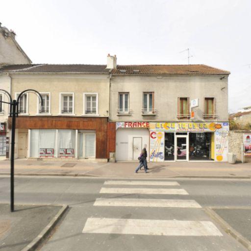 Faure Frédéric - Vente et réparation de motos et scooters - Noisy-le-Sec