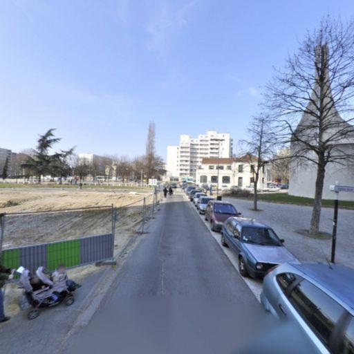 Parking Avenue Karl Marx - Parking - Bobigny