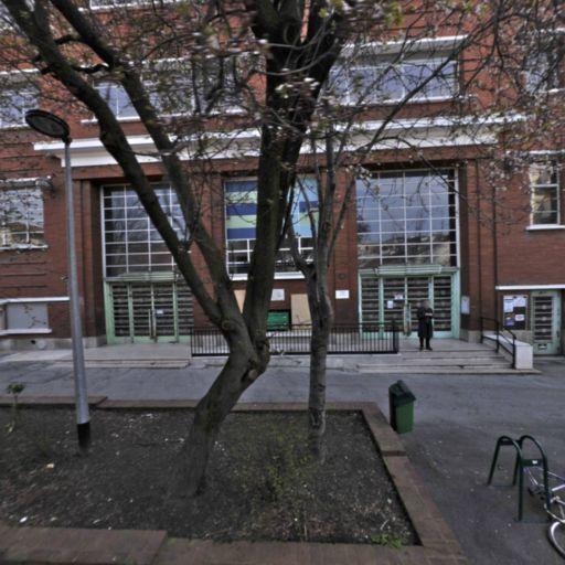 Ecole élémentaire Voltaire - École primaire publique - Montreuil