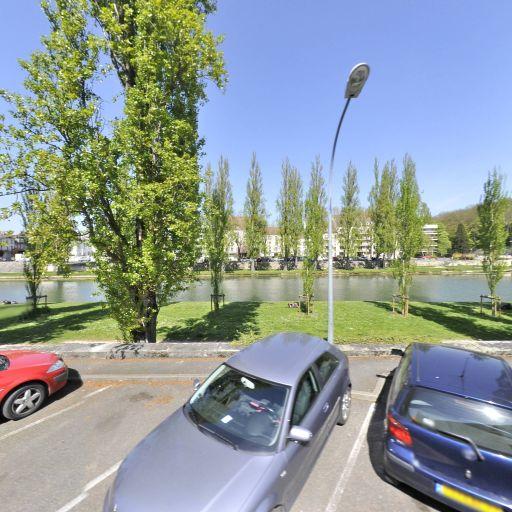 Parking Centre de Détention - Parking - Melun