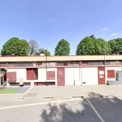 Parking Centre Commercial de Evry - Parking - Évry-Courcouronnes