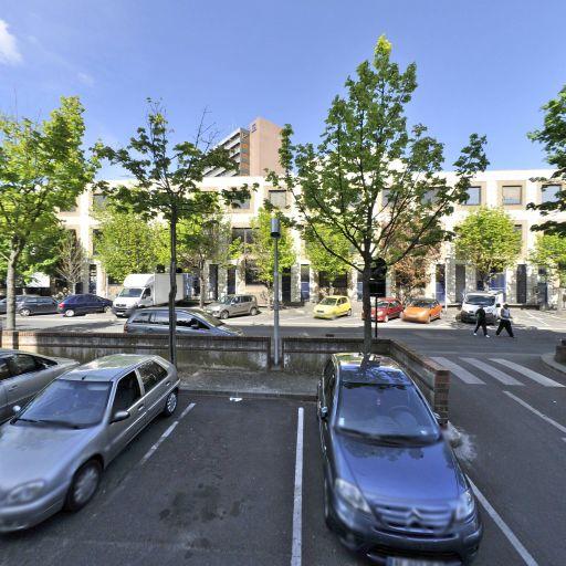Parking Blaise Pascal - Parking - Évry