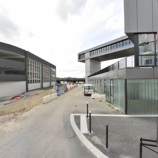 Parking Hôtel d'Agglomération - Parking - Évry-Courcouronnes