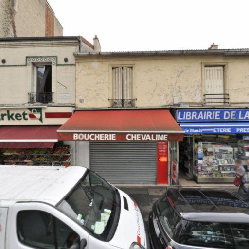 Coccinelle Express - Alimentation générale - Alfortville