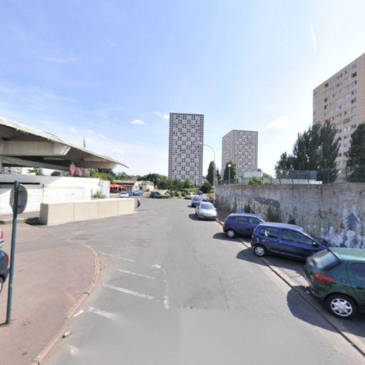 Espace Jean Mace-Association Crea - Salle de sport - Alfortville