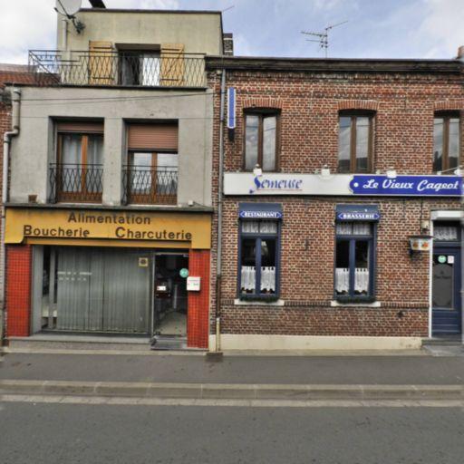 Le Vieux Cageot - Restaurant - Vendeville