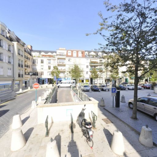 Parking Coeur de Ville - Parking - Le Plessis-Robinson