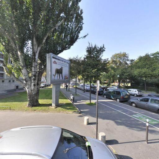 Square de la Paix - Parc, jardin à visiter - Paris