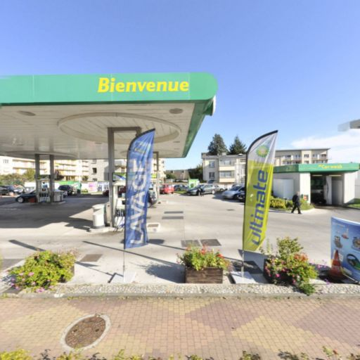 Station Service BP - Station-service - Le Chesnay-Rocquencourt
