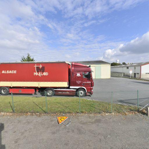 Transports Maillard - Transport routier - Vertou