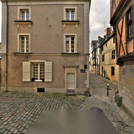Maison dite de la Tour - Attraction touristique - Angers