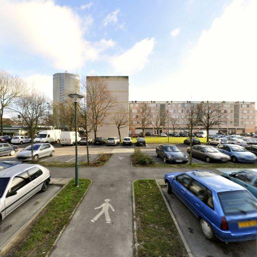 Parking Touraine - Parking - Beauvais