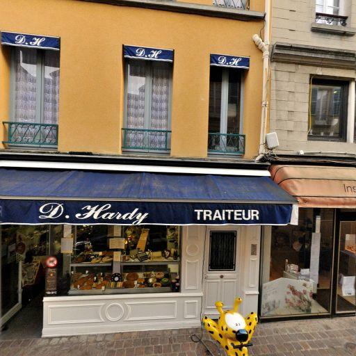 Hardy David - Pâtisserie - Saint-Germain-en-Laye