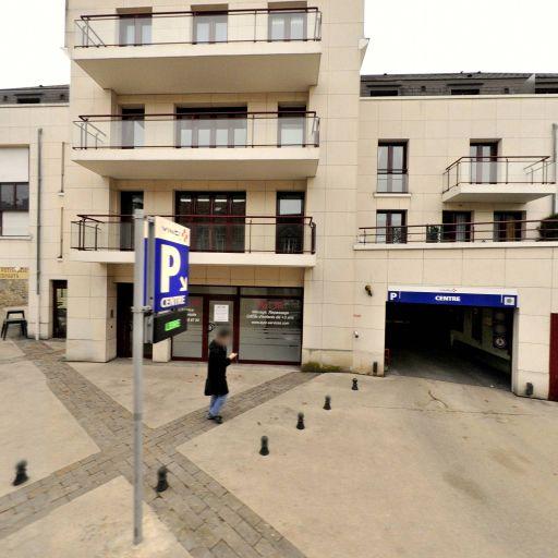 Centre - Parking public - Compiègne