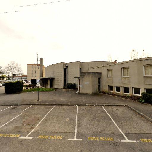 Parking Eglise - Parking - La Mulatière