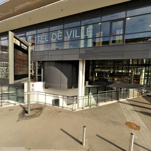 Mairie déléguée - Seynod - Mairie - Annecy
