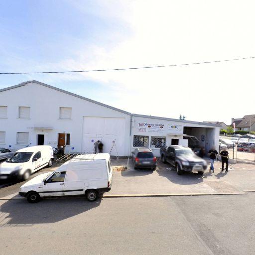 Mb2ti - Entreprise de maçonnerie - Fontaine-lès-Dijon