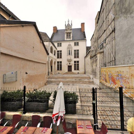 Hôtel des Ursins - Attraction touristique - Troyes