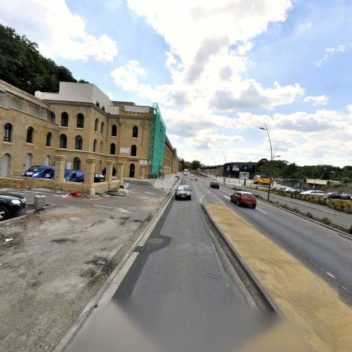 Parking Q-park Trèves P4 - Parking public - Metz