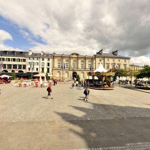 Musée Des Beaux Arts - Association culturelle - Quimper