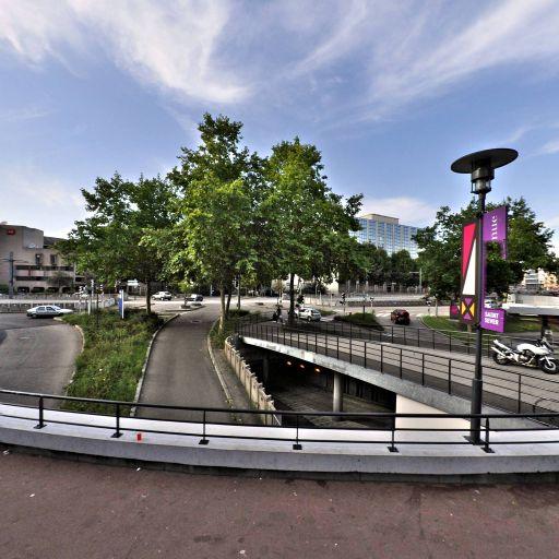 Parking Saint-Sever - Parking - Rouen