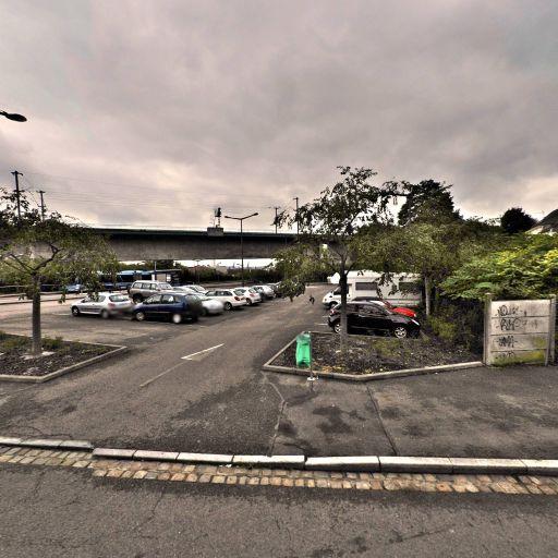 Parking Parc Relais Teor - Parking - Rouen
