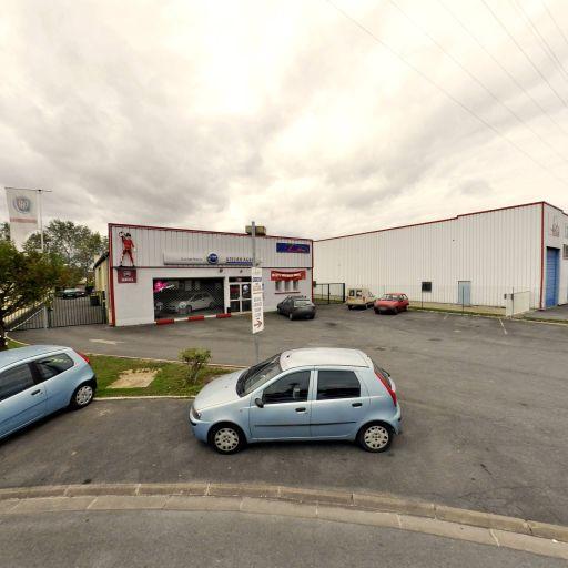 Fiat Etablissements Mario Lionel Agent - Garage automobile - Tinqueux