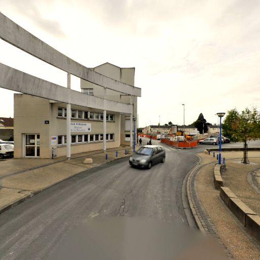 Médiathèque l'Argonne - Bibliothèque et médiathèque - Orléans