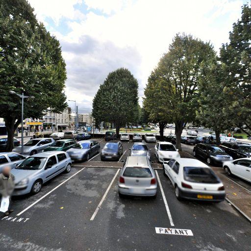 Parking Parking de la Mare - Parking - Caen
