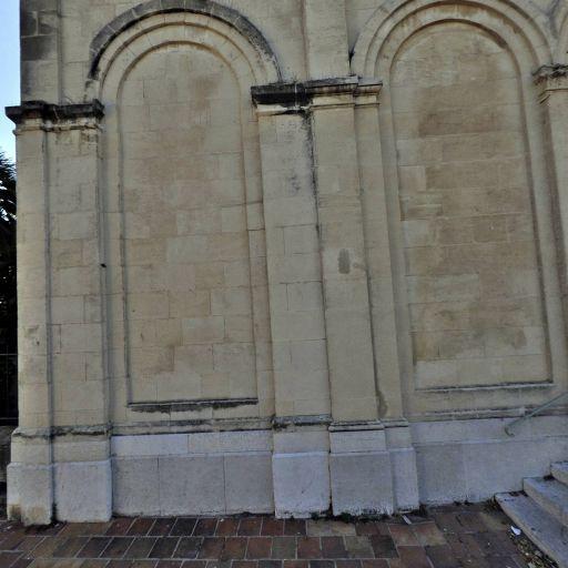 Église Sainte-Anne - Église - Marseille