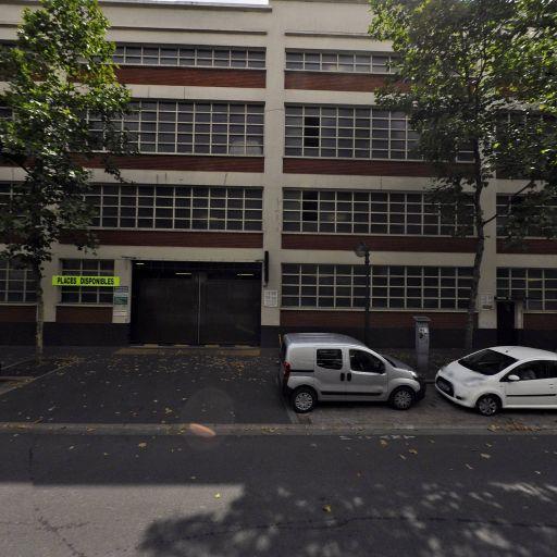 Parking Agathon - Parking - Clichy