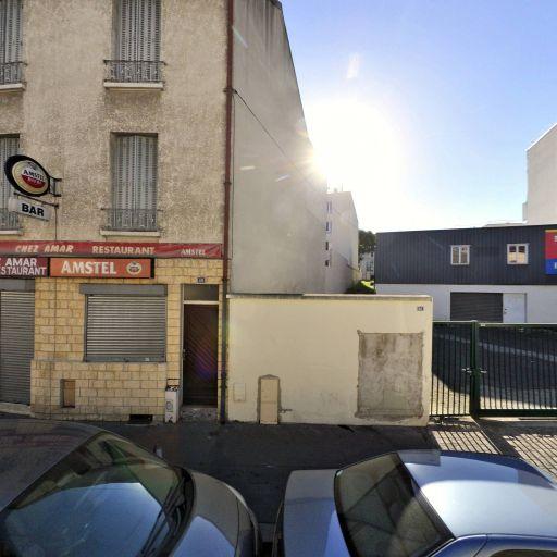 Immobilière 3F - Office HLM - Aubervilliers