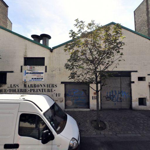 Garage Les Marroniers - Garage automobile - Saint-Ouen