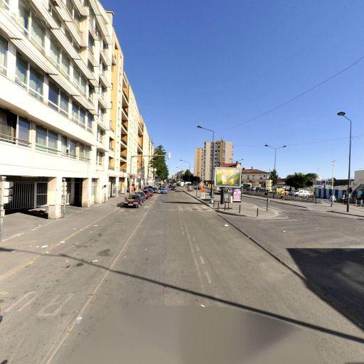 Marcel Sembat - Parking - Saint-Denis