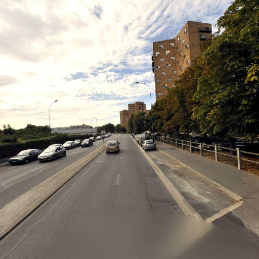 Terrain de Proximité Avenue Division Leclerc - Infrastructure sports et loisirs - Pantin