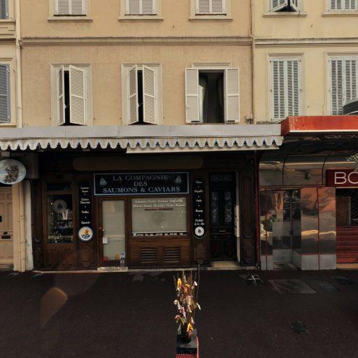 La Compagnie Des Saumons Et Caviars - Alimentation générale - Cannes