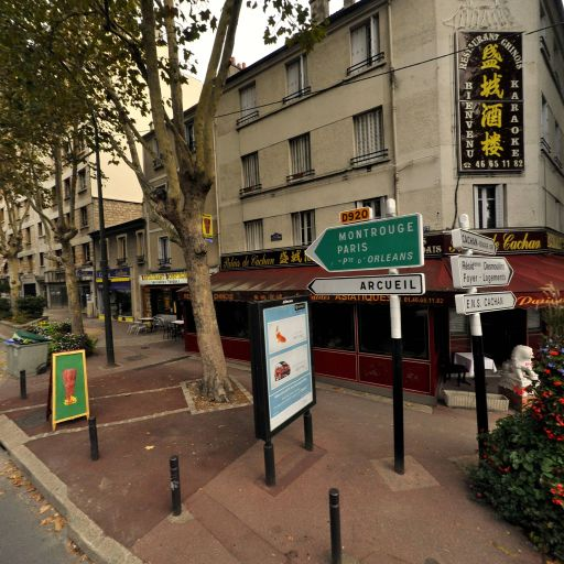 le Palais de Cachan - Restaurant - Cachan
