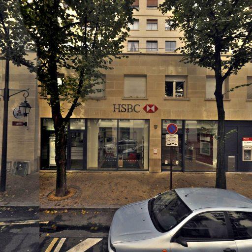 HSBC Neuilly Saint James - Banque - Neuilly-sur-Seine