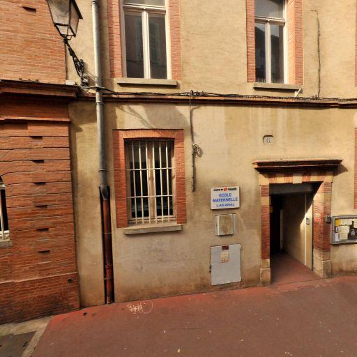 Ecole maternelle publique Lakanal - École maternelle publique - Toulouse