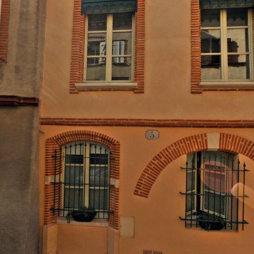 Hôtel de Pénautier - Attraction touristique - Toulouse