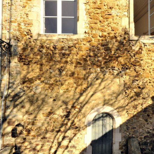Maison de Scarron - Attraction touristique - Le Mans