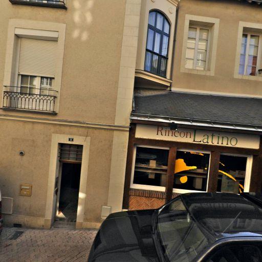 Hôtel Avril de la Roche - Attraction touristique - Angers