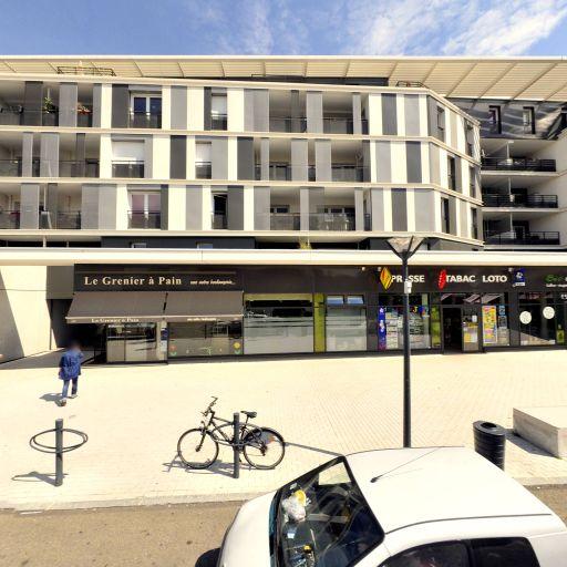 Le Grenier à Pain Grd Pigeon - Boulangerie pâtisserie - Angers