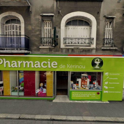 Pharmacie De Kerinou - Pharmacie - Brest