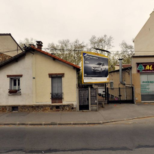 Piizza Ab - Restaurant - Bagneux