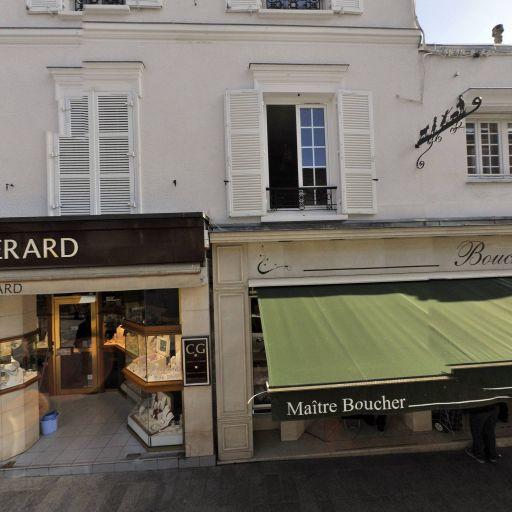 Plaisirs Des Thes - Restaurant - Sceaux